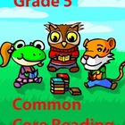 Grade 5 Common Core Reading: Informational Texts Bundle