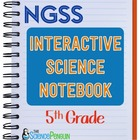Grade 5 NGSS Interactive Science Notebook Activities