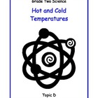 Grade Two Science Hot and Cold Unit Plan