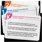 Grades K-2 ELA Common Core State Standards Cards