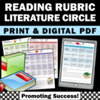 Grading Rubric Assessment: Literature Circles