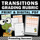 Grading Rubric Assessment: Transitions for Special Education