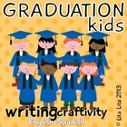Graduated kids craftivity