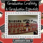 Kindergarten Graduation Craftivity and Other Graduation Es
