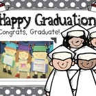 Graduation Kid Craft~Fun Writing, Labeling, & More