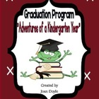 "Graduation Program ""Adventures of a Kindergarten Year"""