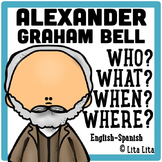 FREE Graham Bell Fold&Learn