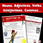 Grammar Mini Lessons Adjectives, Commas, Interjections