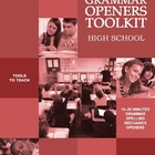 Grammar Openers Toolkit