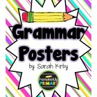 Grammar Poster Pack
