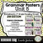 Grammar Posters Unit 5 (Reading Street)