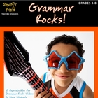 Grammar Rocks! 10 Reproducibles for Grammar Rock Videos