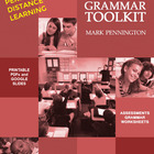 Grammar Toolkit (Grammar, Usage, and Mechanics Worksheets)