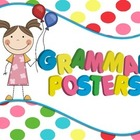 Grammar Vocabulary Posters