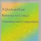 Grammar and Composition Quick-Reference Handbook