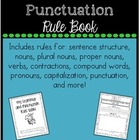 Grammar and Punctuation Book