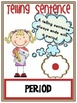 Grammar and Punctuation Posters School Kids