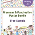 Grammarics Poster Pack
