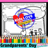 Grandparents' Day Poster Activity