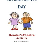 Grandparents Day Reader&#039;s Theater Activity