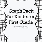 Graph Pack - Graphing fun for Kinder and First