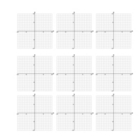 Graph Paper 10 x 10  with Labels