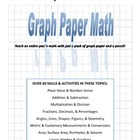 Graph Paper Math - Geometry and Measurement teaching guide