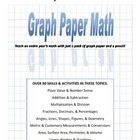Graph Paper Math - complete k-6 math textbook and homescho