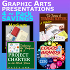 Graphic Arts PowerPoints 4-Pack Bundled 4 Your Convenience (PPTs)