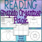 Graphic Organizer Pack - Reading Graphic Organizers