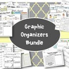 Graphic Organizer Bundle - Set of 22