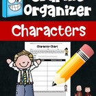 Graphic Organizer aligned to Common Core Reading (Characte