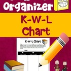 FREE Graphic Organizer aligned to Common Core Reading (KWL Chart)