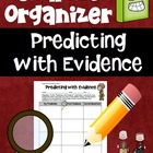 Graphic Organizer aligned to Common Core Reading (Predicting)