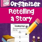 FREE Graphic Organizer aligned to Common Core Reading (Retelling)