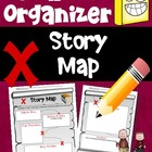 Graphic Organizer aligned to Common Core Reading (Story Map)