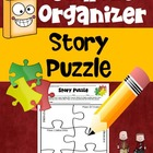 Graphic Organizer aligned to Common Core Reading (Story Puzzle)