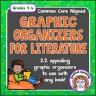 Graphic Organizers - 22 Appealing Activities for Any Book!