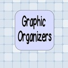 Graphic Organizers: 8 Pack Set