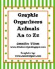 Graphic Organizers Animals Aa to Zz