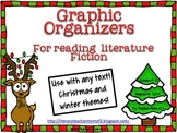Graphic Organizers For Literature Fiction Christmas and Wi
