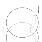 Graphic Organizers - VENN DIAGRAMS - 10 assorted