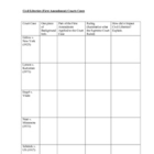 GRAPHIC ORGANIZERS-First Amendment Court Cases