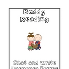 Graphic Organizers for Buddy Reading Workshops or Centers