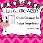Graphic Organizers for Graphically Organized Students-For