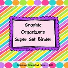 Graphic Organizers super set binder {Reading Response} Sto