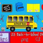Graphics for Back to School