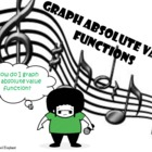 Graphing Absolute Value Functions PowerPoint