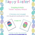 Graphing Activity: Easter Mystery Picture (Grades 5-8)