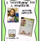 Graphing Activity: I Moustache You A Question {Free}
